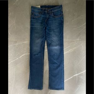 2 for$40 Abercrombie Kids, supper skinny jeans